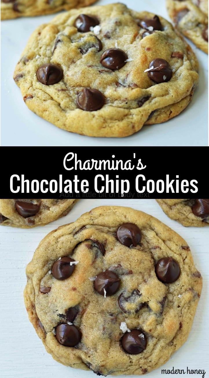 Charmina's Chocolate Chip Cookies – Modern Honey