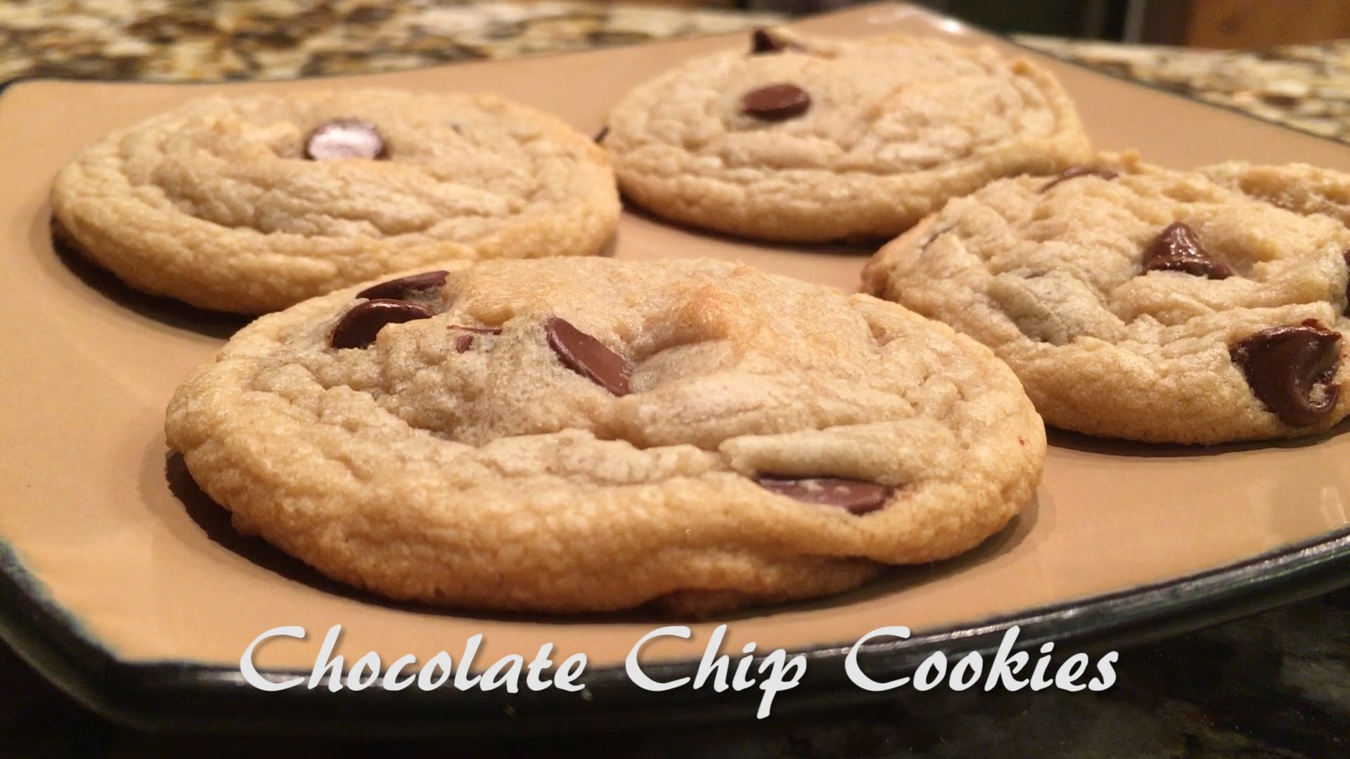 Chocolate Chip Cookies With Shortening