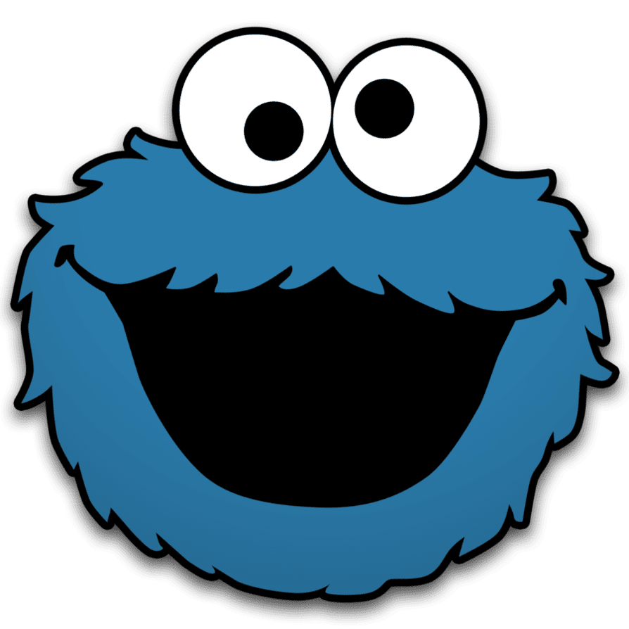 Collection Of Free Facing Clipart Cookie Monster  Download On Ubisafe