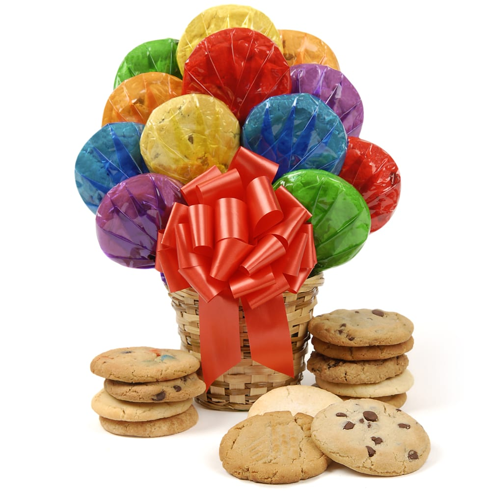 Cookie Bouquets – Cookie Bouquets