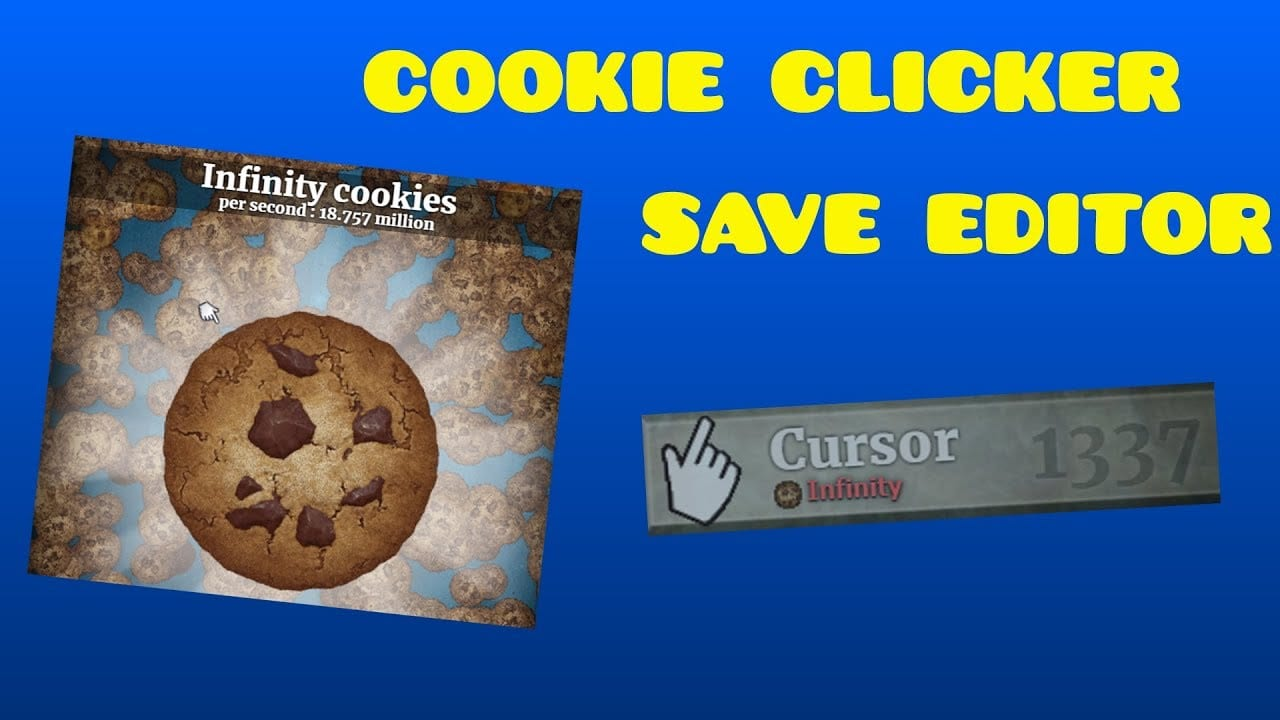 Cookie Clicker Save Editor (cookies And Buildings)