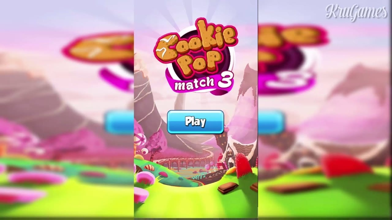 Cookie Crush Match 3 Android Gameplay Trailer (hd)