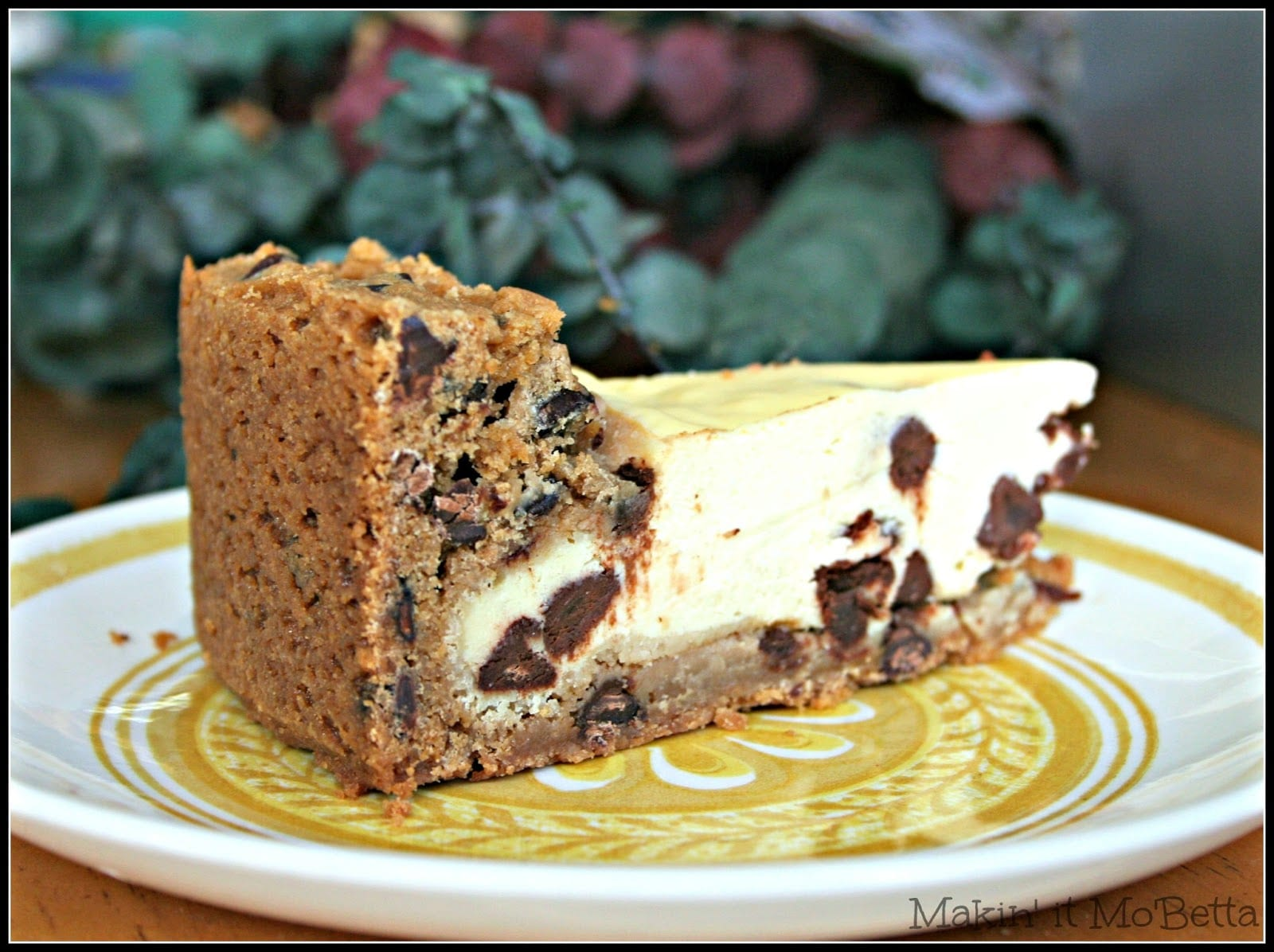 Cookie Crust Cheesecake
