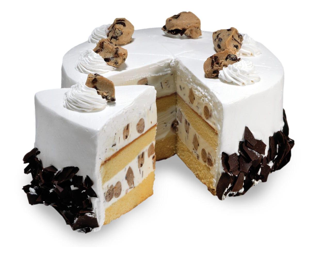 Cookie Dough Delirium Cold Stone Creamery Signature Cakes