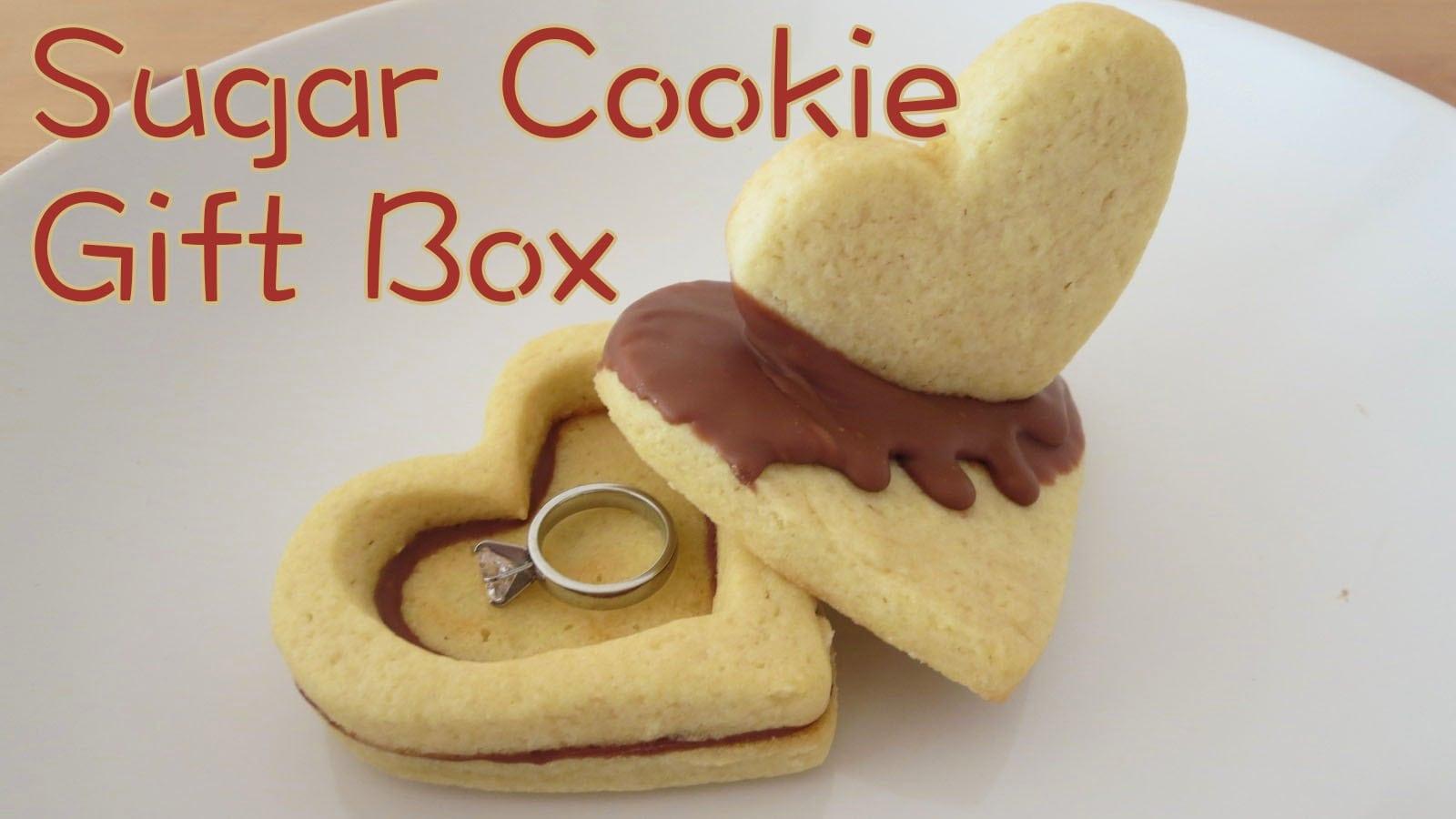 Cookie Gift Box Diy