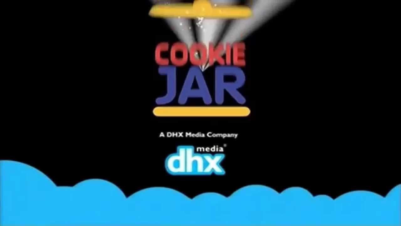 Cookie Jar Dhx Media Logos