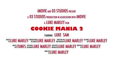 Cookie Mania 2 (2016)
