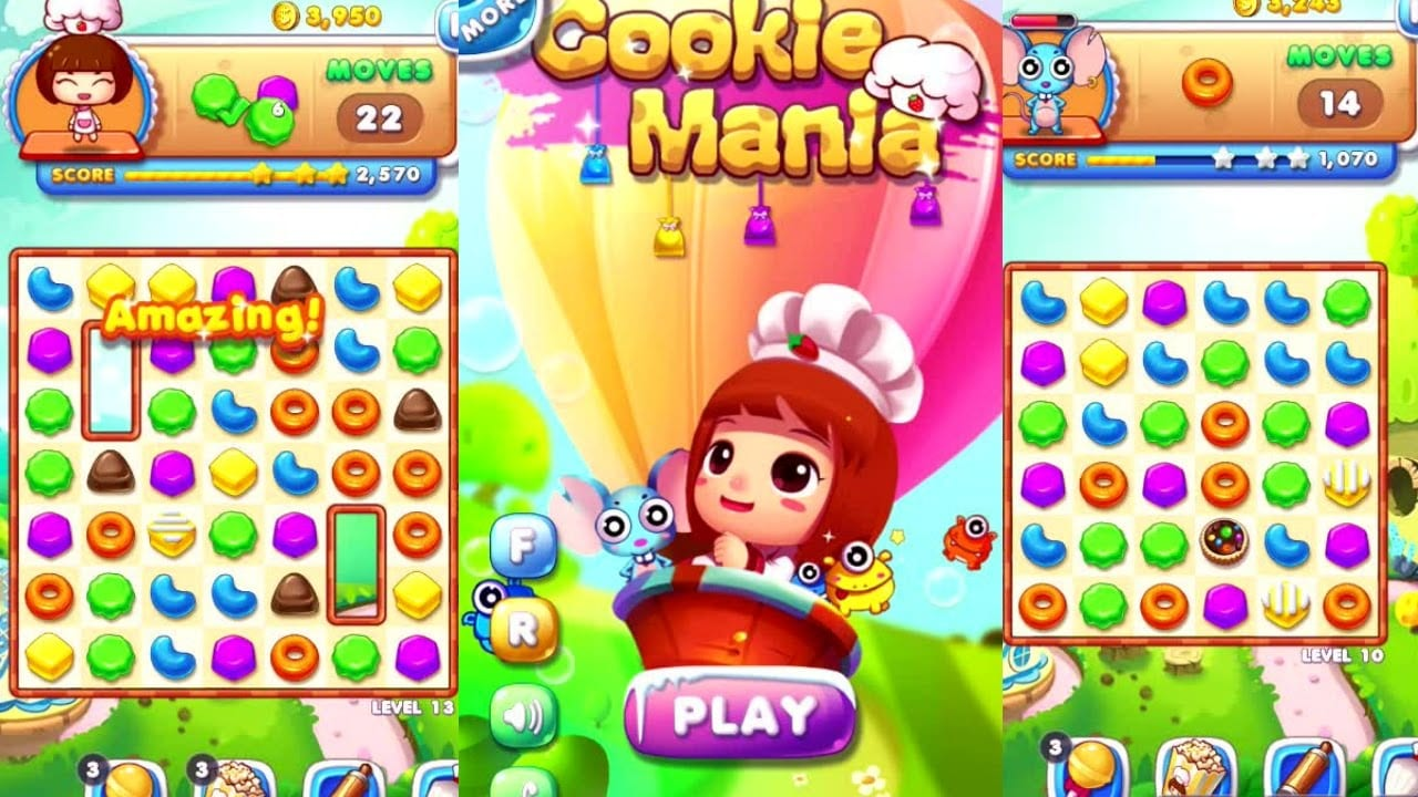 Cookie Mania Android Gameplay