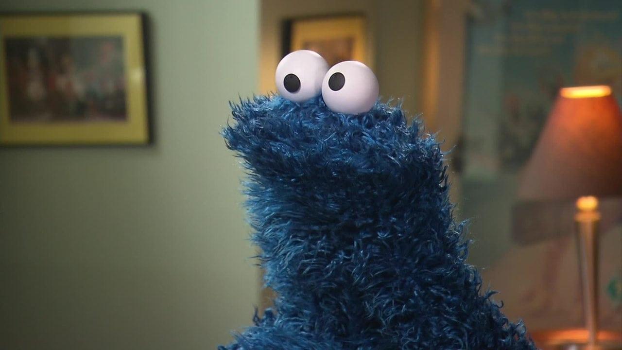 Cookie Monster  'cnn  Is That Cookie Nom Nom '