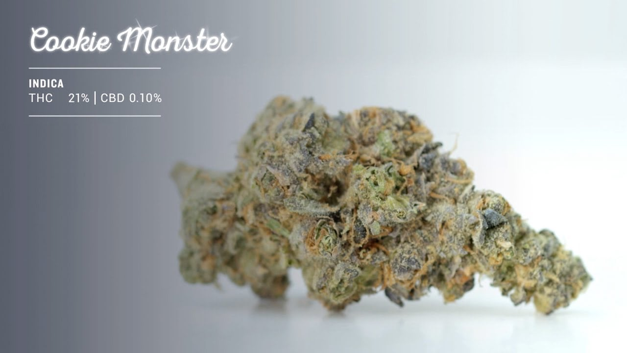 Cookie Monster Strain Review