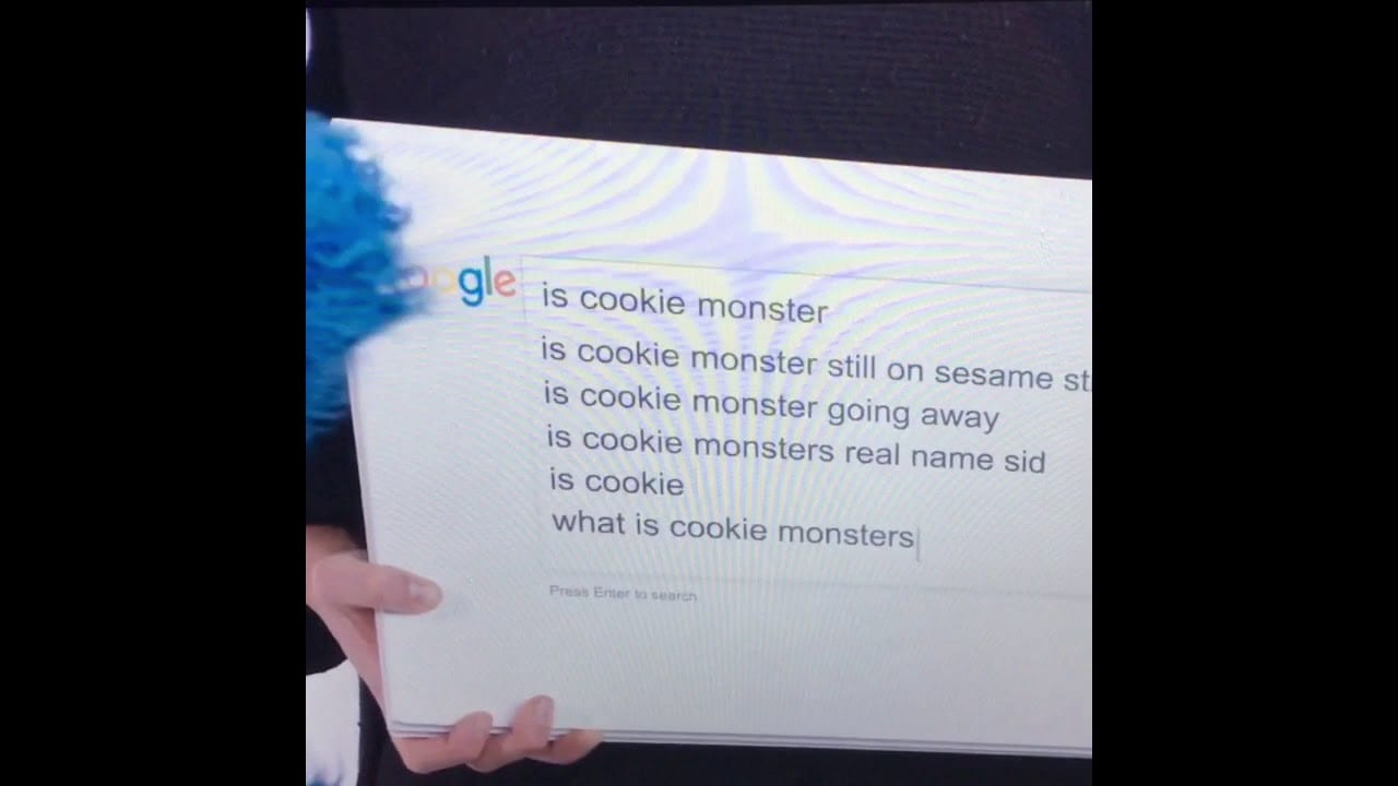 Cookie Monster's Real Name Is Sid