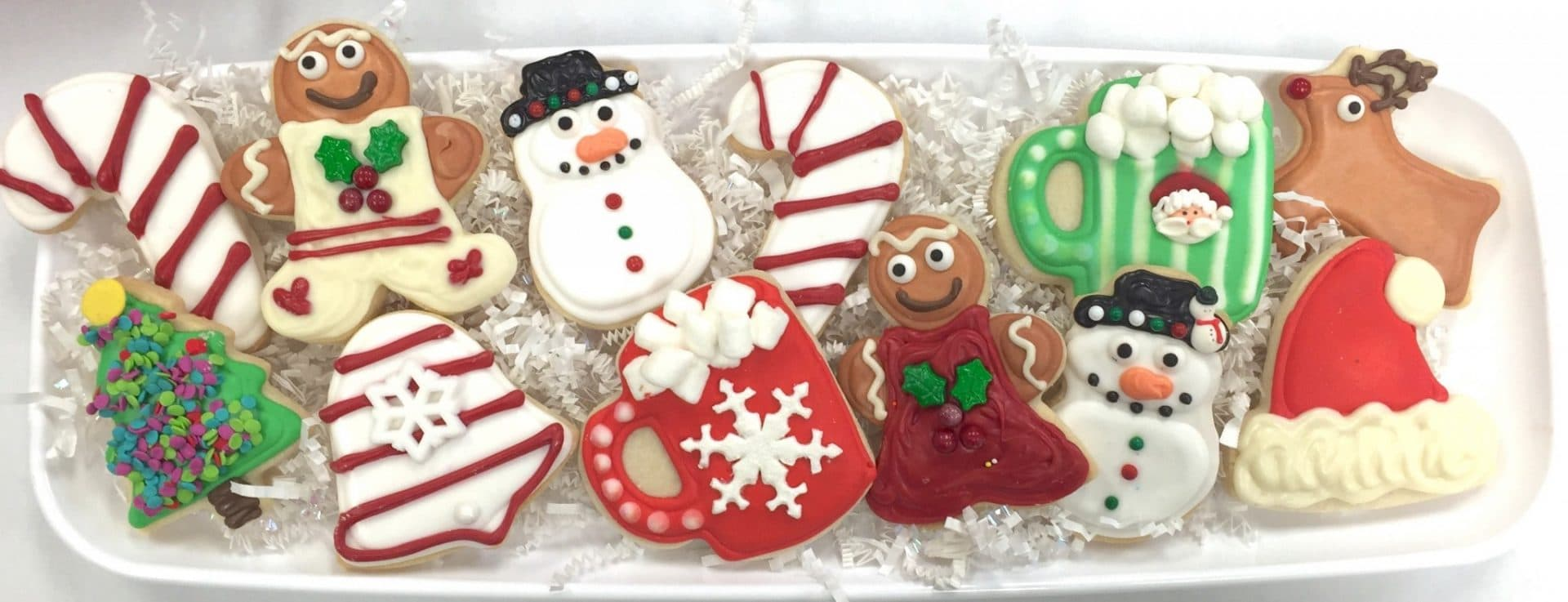 Cookie Platters For All Occasions