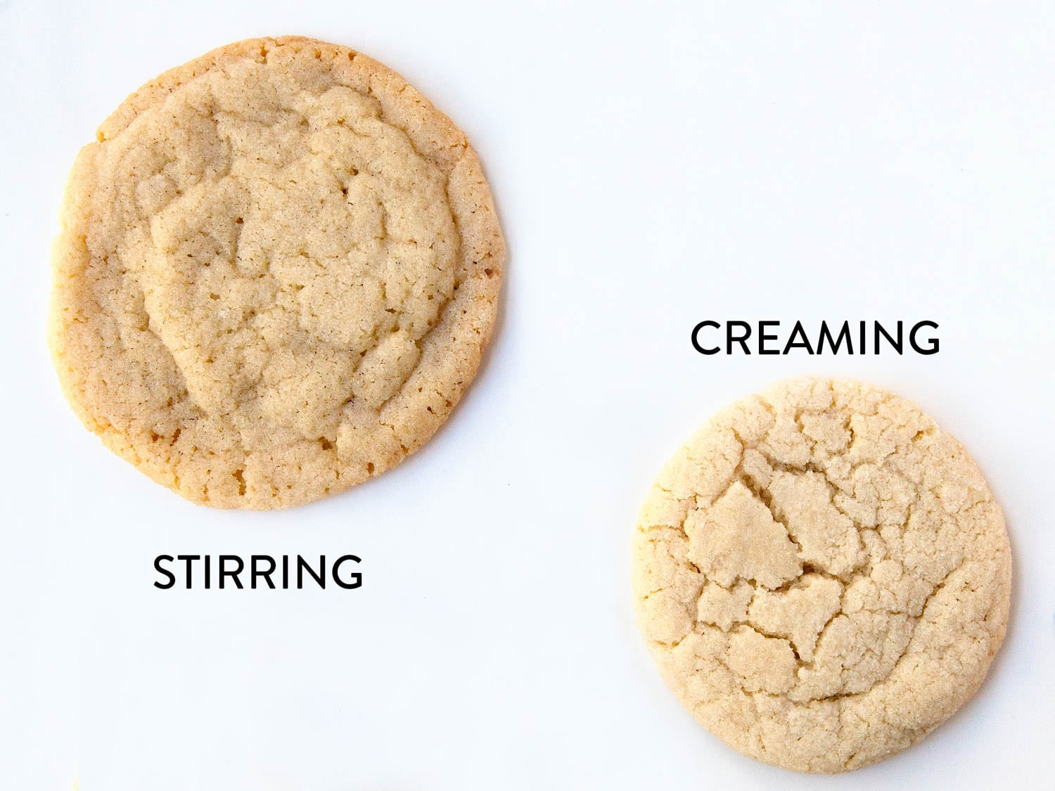 Cookie Science  How Does Baking Powder Affect My Cookies