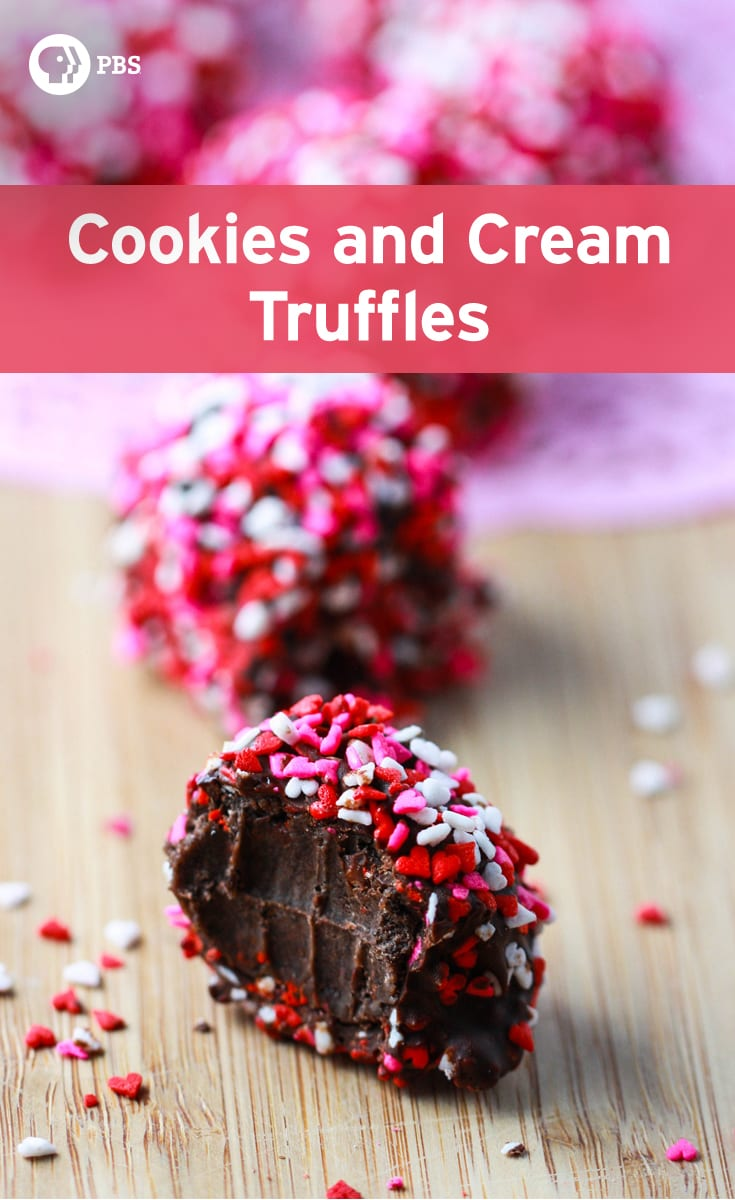 Cookies And Cream Truffles Recipe