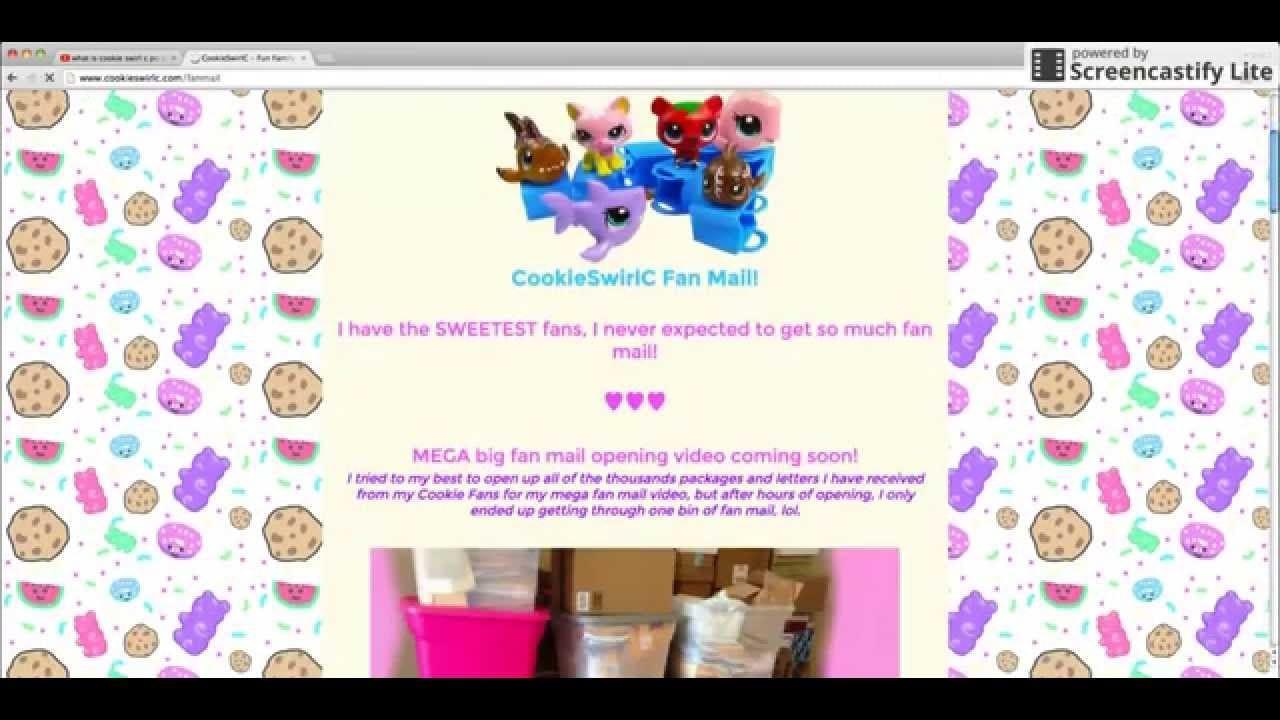 Cookieswrilc Po Box Address