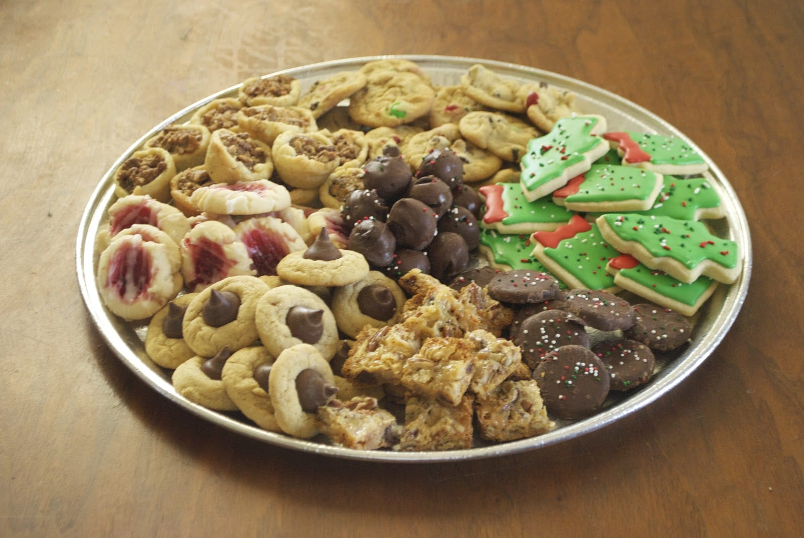 Country Cupboard Cakes  Christmas Cookies