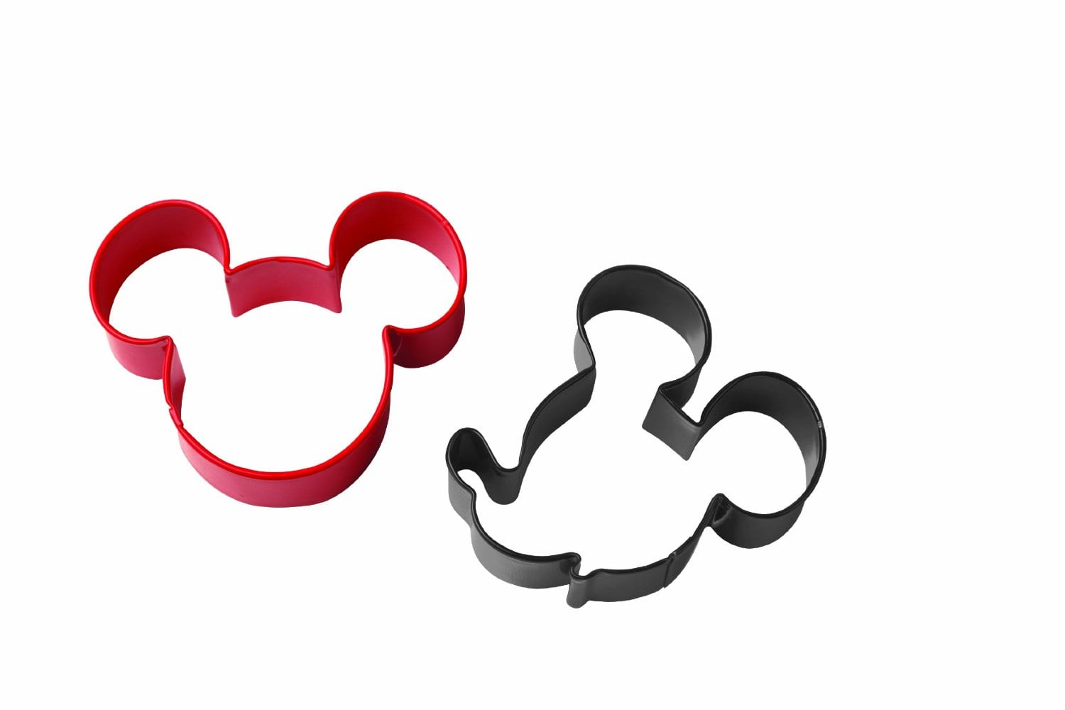 Disney Mickey Mouse Clubhouse Metal Cutter Set, 2 Pc