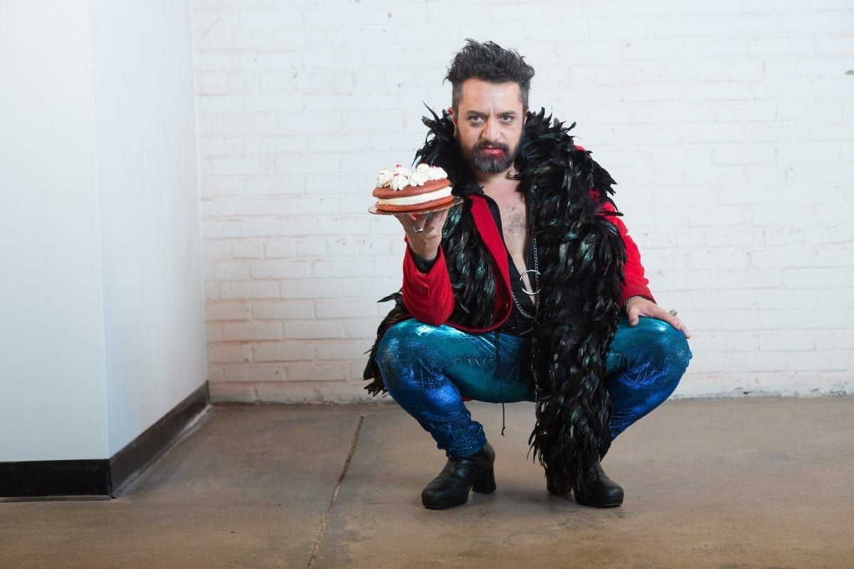 Do You Want A Cookie  By The Bearded Lades Cabaret