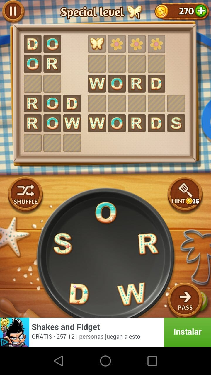 Download Word Cookies 2 6 0 Android
