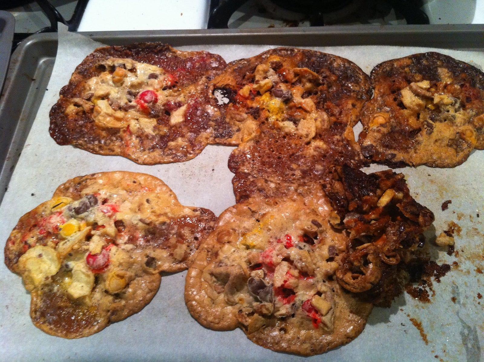 Dreaming Of Pots And Pans  Momofuku Milk Bar Compost Cookies