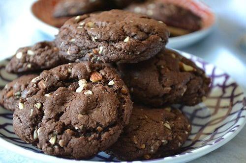 Duncan Hines Devil's Food Cake Brownies