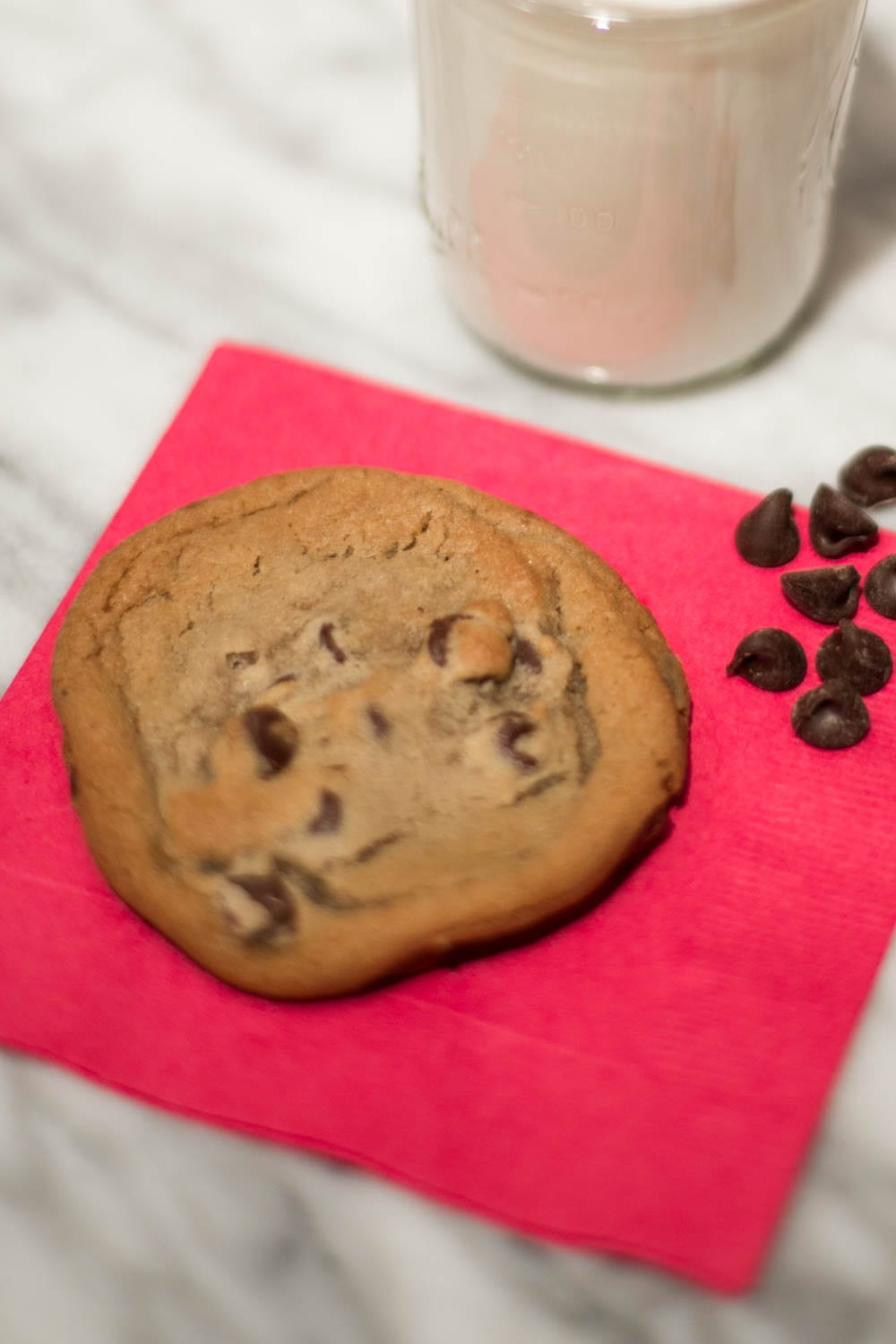 Dunkin Donuts Chocolate Chip Cookie
