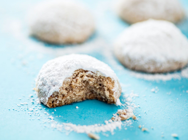 Easy Mexican Wedding Cookies Recipe