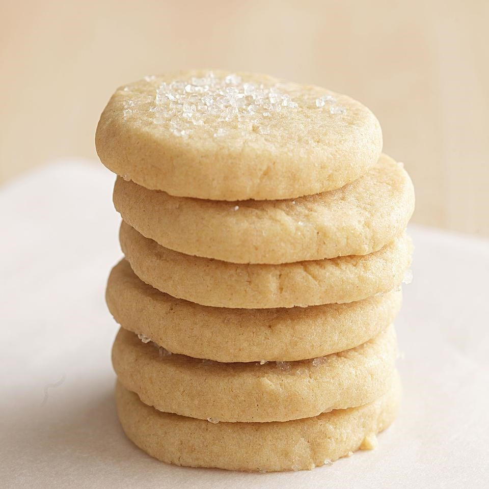 Easy Slice & Bake Cookies Recipe