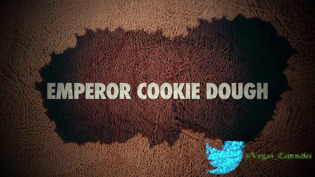 Emperor Cookie Dough Strain Information   Review
