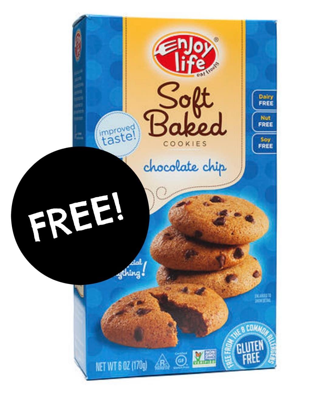 Free Box Enjoy Life Gluten