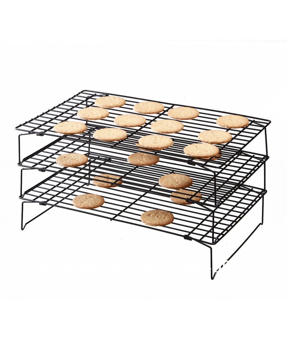 Free Shipping Baking Tools Folding Cake Cooling Rack Biscuits