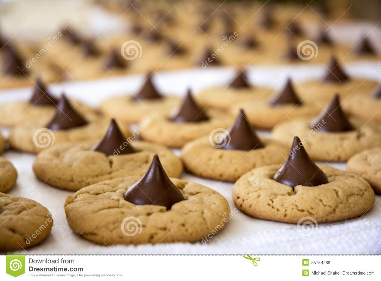 Fresh Baked Cookies Stock Image  Image Of Baking, Cookies