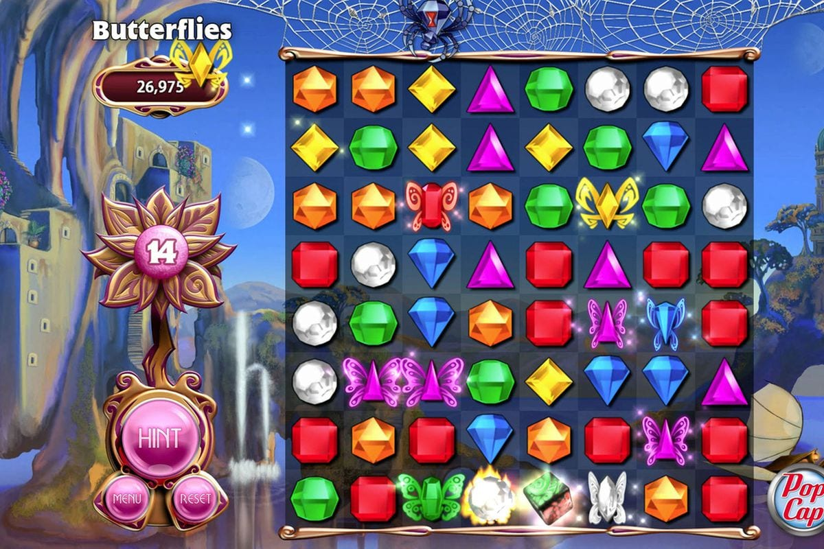 From Bejeweled To Candy Crush  Finding The Key To Match