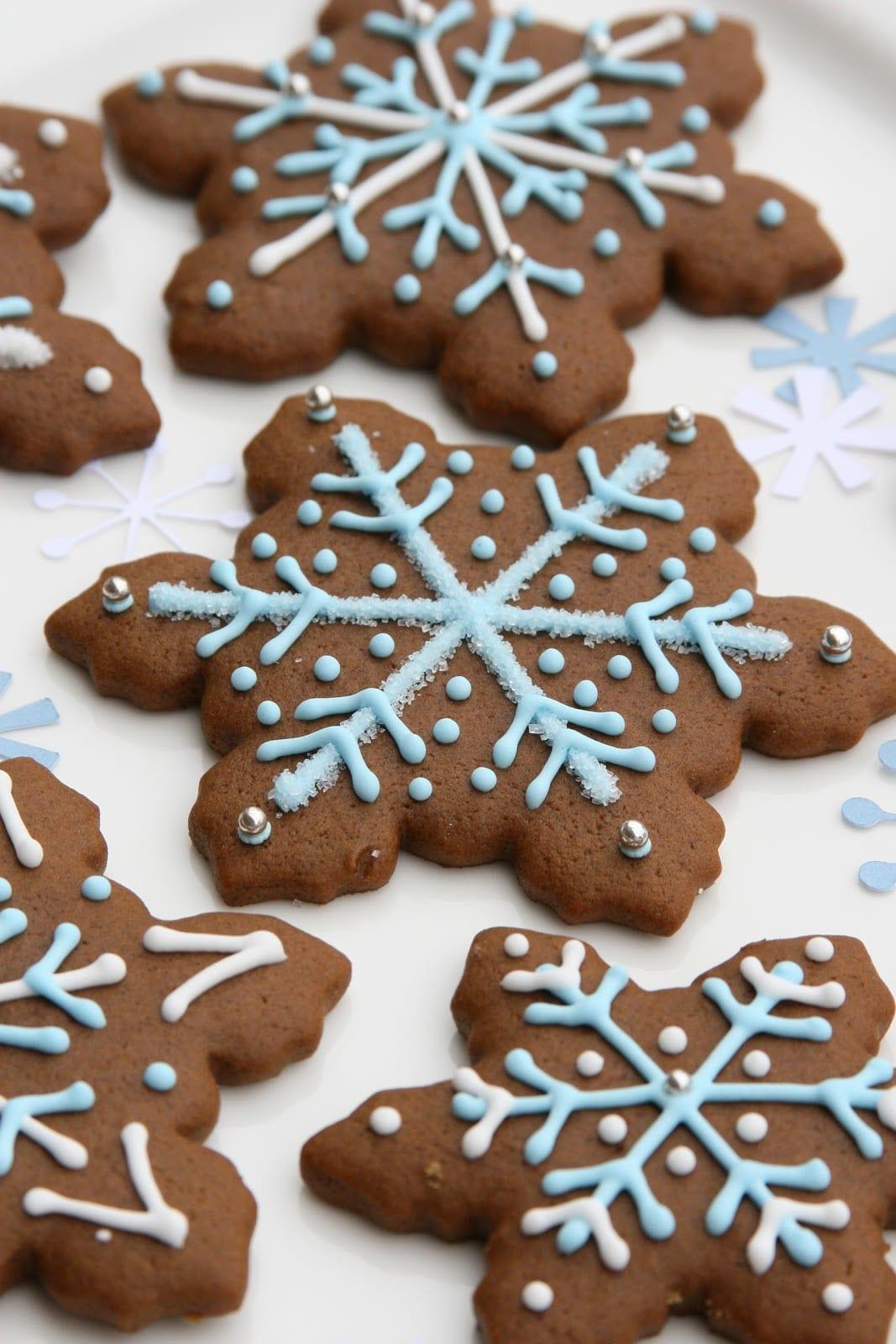 Gingerbread Cookies {recipe} – Glorious Treats
