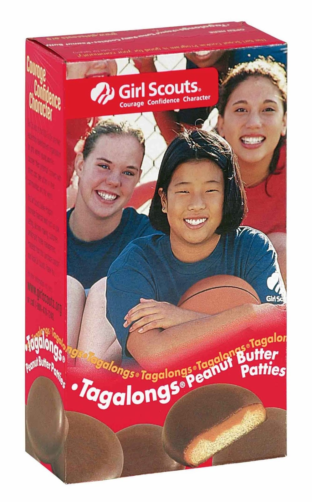 Girl Scout Tagalong Cookies 6 5 Oz