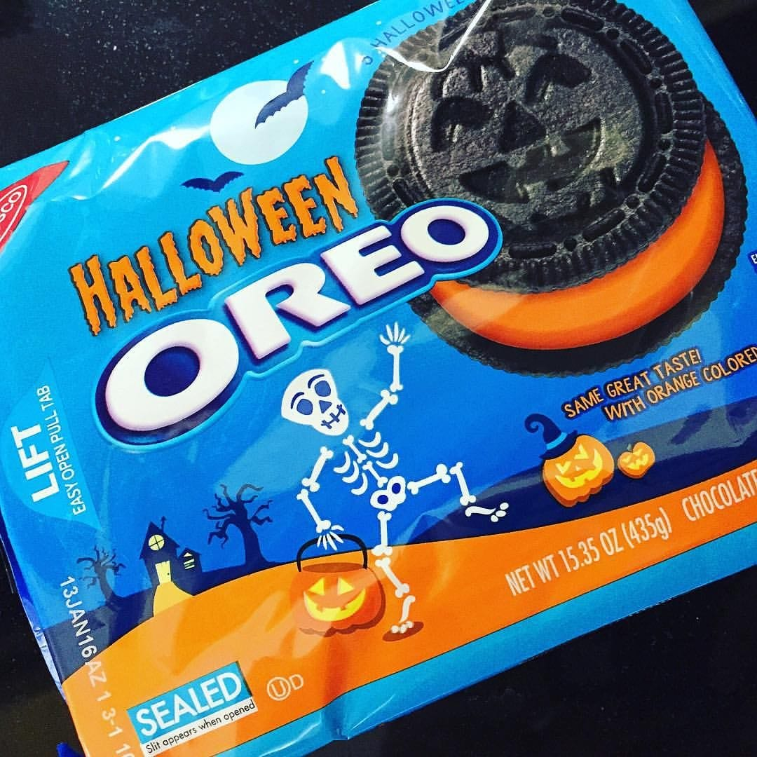Halloween Oreo Cookies Pictures, Photos, And Images For Facebook