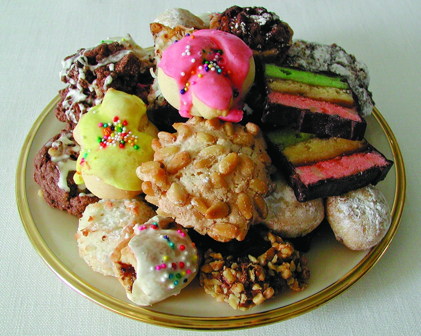 Holiday Sweets  Five Pastry Chefs Dish On Dessert Traditions