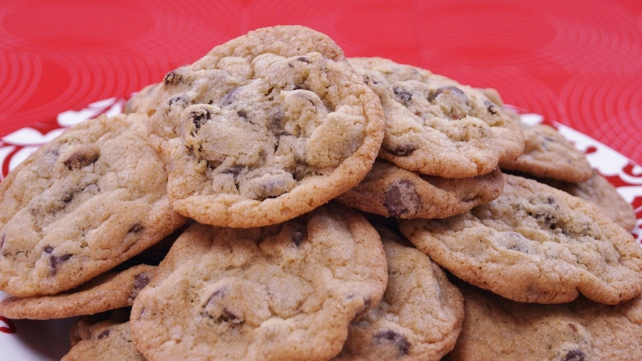 Homemade Chocolate Chip Cookies Recipe  From Scratch  How To