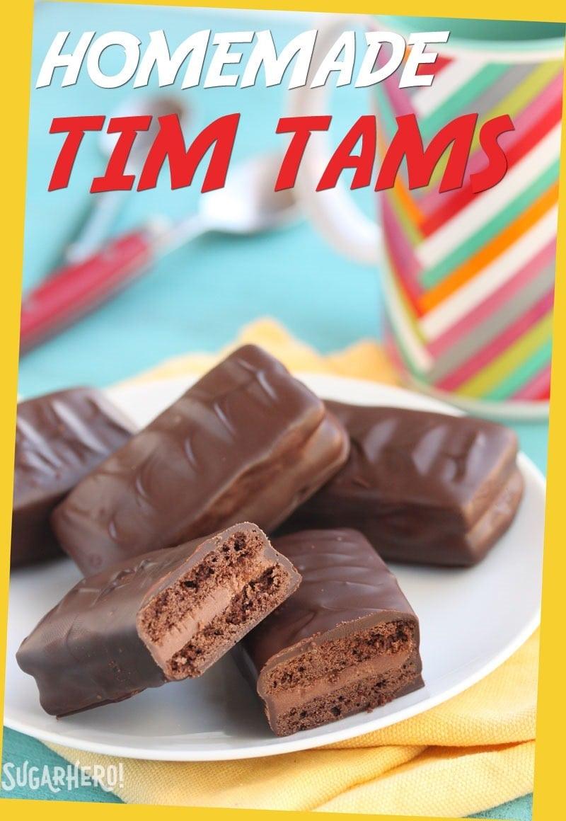 Homemade Tim Tams