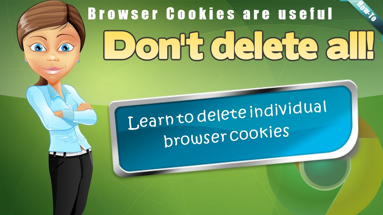 How To Delete Individual Site Cookies From Google Chrome