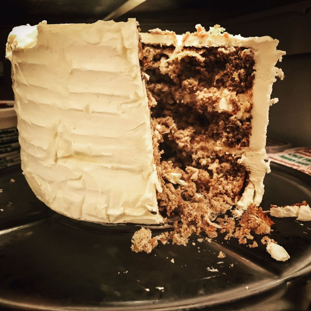 Hummingbird Cake A Year Later! Still Amazing And Perfect! Also