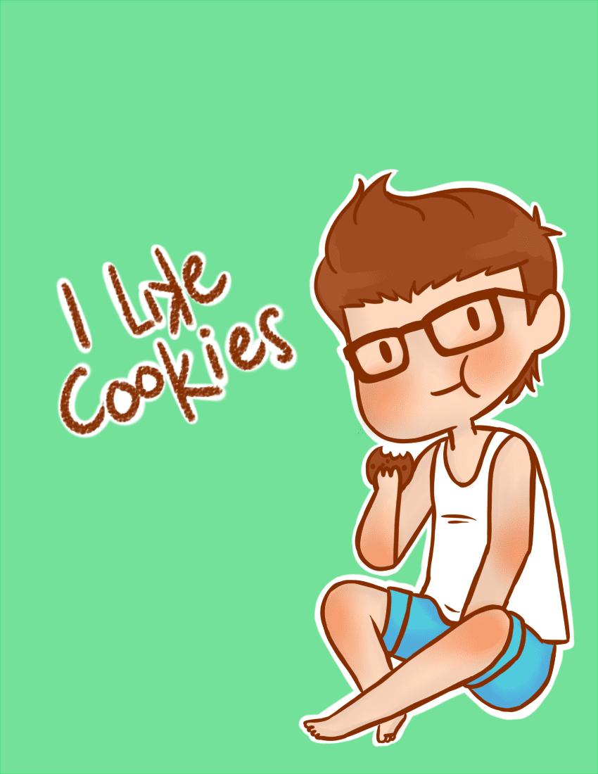 I Like Cookies By Mistahlevi On Deviantart