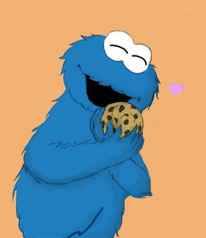 I Love Cookies By Anemi