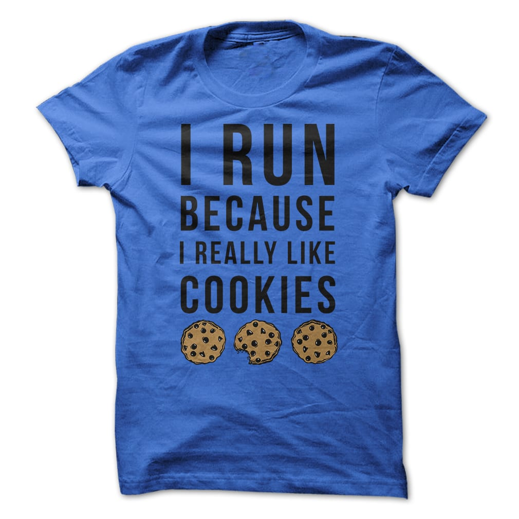 I Run Because I Really Like…