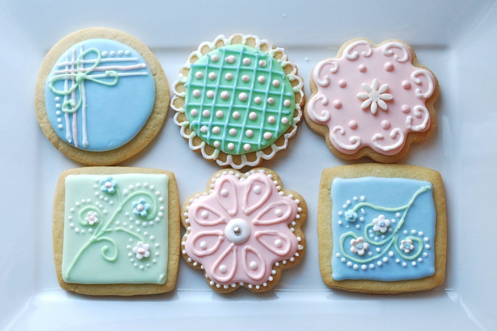 Ideas About Decorating Sugar Cookies