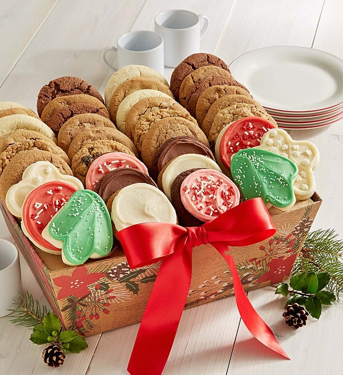 Images Of Christmas Cookie Trays