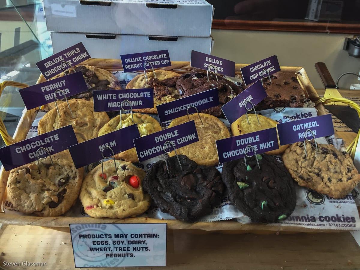 Insomnia Cookies Phone Number