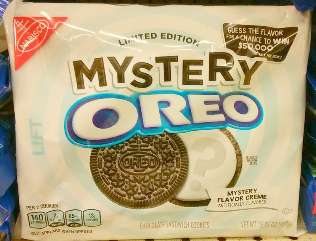 Is Group Bias Clouding Our Guesses For The Mystery Oreo Flavor