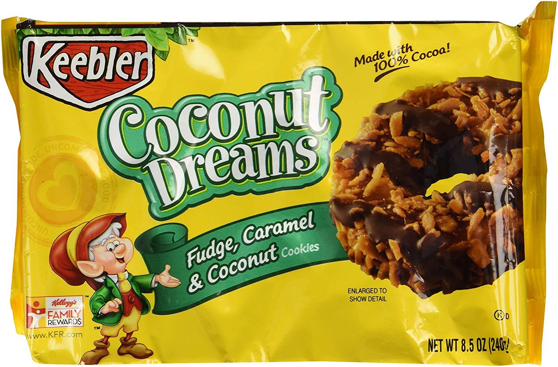 Keebler Fudge Cookies