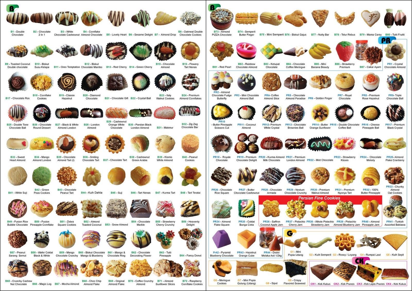 Lovely Memories  Cookies!